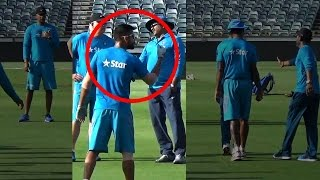 2015 World Cup: Virat Kohli abuses journalist ! - IANSINDIA