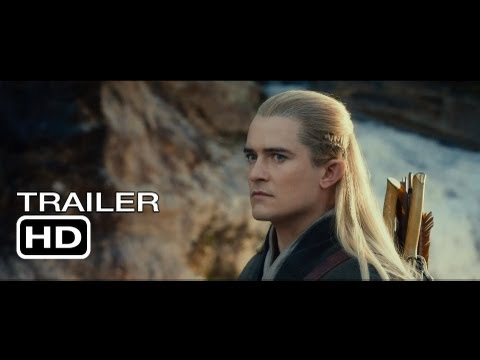 The New Hobbit Trailer Is Here And Things Are Heating Up...
