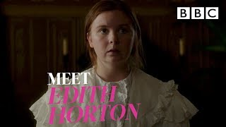 Meet Edith Horton I Picnic At Hanging Rock I BBC - BBC