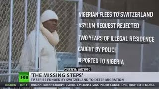 'It's no paradise': Switzerland funds Nigerian TV series to deter migration - RUSSIATODAY