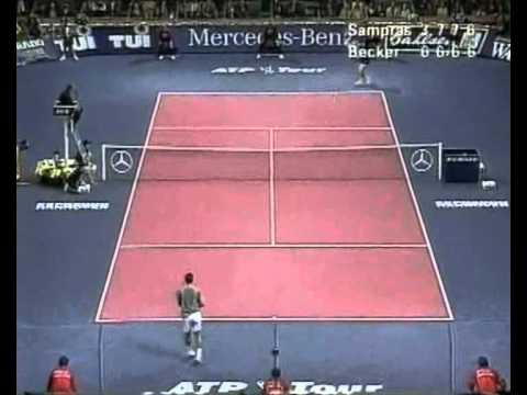 Sampras vs Becker Masters 1996 Final -OPsu-zL2Ah0