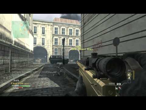 Black Ops 2: Snipers?!