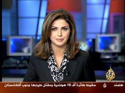 فضيحة قناة الجزيرة 2014 (شتم المذيعة والقناة مباشر على الهواء)