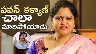 Pawan Kalyan Changed A Lot Says Raasi | Actress Raasi Comments On Pawan Kalyan | TFPC - TFPC