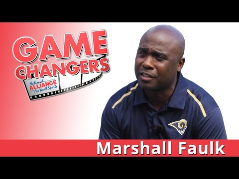 Game Changers: Marshall Faulk (Episode 8) - NAYS Web Series