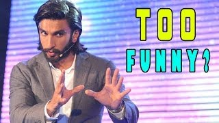 Ranveer Singh has been advised to tone down his outspoken image - ZOOMDEKHO