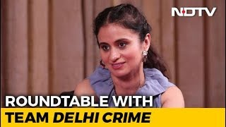 Rasika Dugal: Spent Time With IPS Officers Before 'Delhi Crime' - NDTV