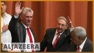 🇨🇺 Miguel Diaz-Canel sworn in as Cuba's president | Al Jazeera English - ALJAZEERAENGLISH