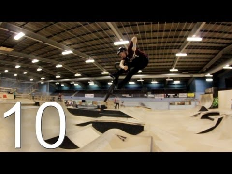 Webisode 10: Deeside Christmas session