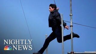 Hollywood Stunt Work: A Risky Business | NBC Nightly News - NBCNEWS