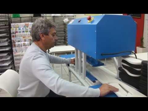 Compacta Print - Máquina Automática de Sandálias e Chinelos