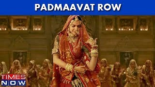 Chief Justice Of India Slams States For Banning 'Padmaavat' - TIMESNOWONLINE