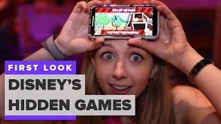 Disney's Play app puts games inside ride lines - CNETTV