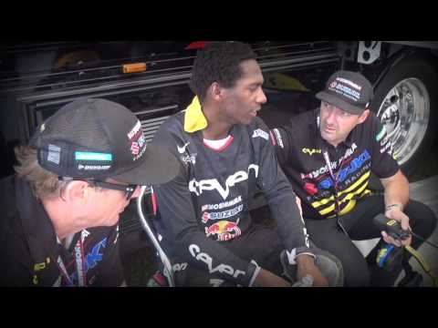 2014 YOSHIMURA SUZUKI FACTORY RACING - BUDDS CREEK MX RACE REPORT