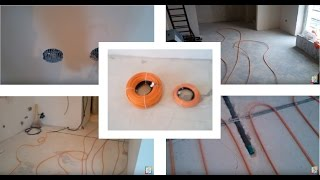Как одним электрическим кабелем обогреть два помещения