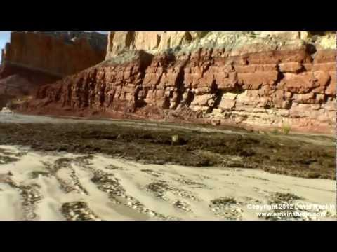 Amazing Flash Flood in Southern Utah HD
