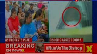 Accused of rape Bishop Franco's is arrested in Kochi; sources - NEWSXLIVE