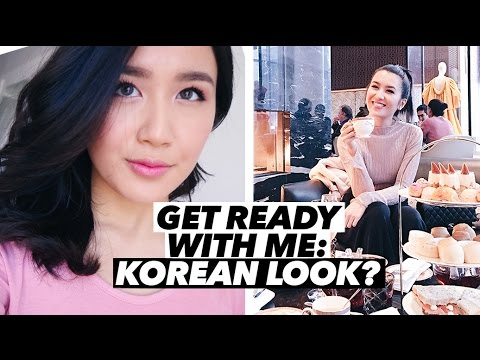 Get Ready With Me: Korean/Asian Look?