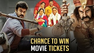 Post Your View on Khaidi No 150 | Gautamiputra Satakarni | Shatamanam Bhavati | Get Free tickets - TFPC