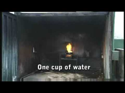 Extinguishing Fires at Work (Fire Safety at Work - Part 3 of 4)
