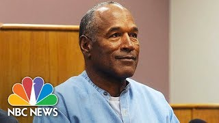 O.J. Simpson Granted Parole In Vegas Robbery Case | NBC News - NBCNEWS