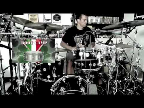 Thomas Lang Drumming Bootcamp - Planet Drum Promo Milan 2011