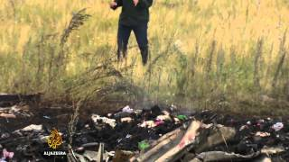 Malaysia Airlines plane crashes in Ukraine - ALJAZEERAENGLISH