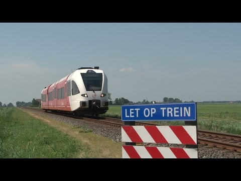 Dutch Trains - GTW Spurt (Arriva)