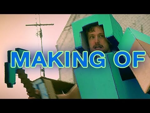 MAKING OF: Minecraft: The Last Minecart