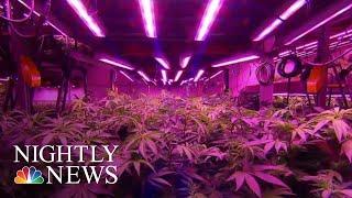 First East Coast Recreational Marijuana Retail Stores To Open Tomorrow | NBC Nightly News - NBCNEWS