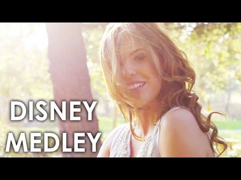 Disney Medley Cover (EPIC EDITION) - Jervy and Bri