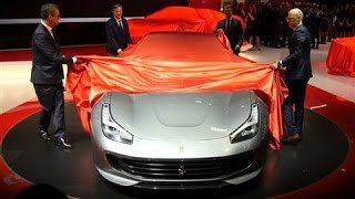 Ferrari Unveils Its New Four-Seater V8 - WSJDIGITALNETWORK