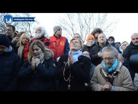 Ten film ma przedstawiać moment rzekomego objawienia Maryi w Medjugorje. Na stronie wobroniewiaryitradycji.wordpress.com pada ostrzeżenie, żeby nie włączać nagrania przy dzieciach, bo słychać tam odgłosy wściekłości szatana.