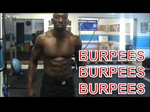 Burpee Workout #3