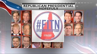 New Hampshire Welcomes Potential GOP Presidential Candidates - ABCNEWS