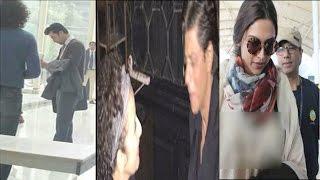 Shahrukh Khan, Deepika Padukone and Ranbir Kapoor's CANDID pictures   Exclusive