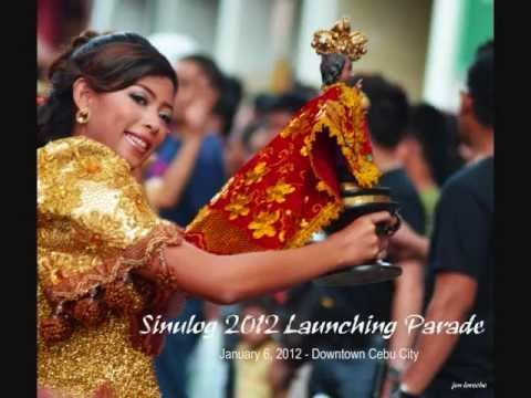 Sinulog 2012 Launching Parade -OUBqNIxQR-0