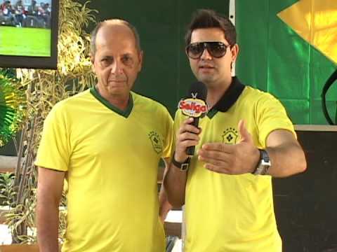 SeLiga TV  - Copa das Confederações Shopping Uberaba - 2013