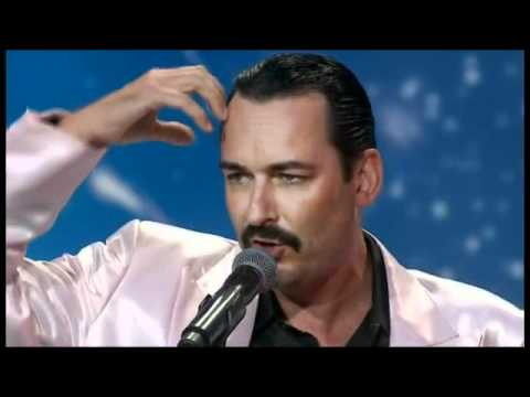 Australia s Got Talent 2011 Freddy Mercury
