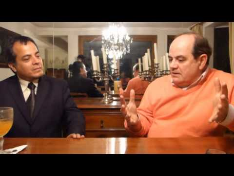 Armamentismo Chileno Peruano - Entrevista a Daniel Prieto Vial para Martin Manco