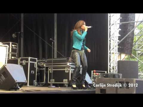 Belle Perez - Que Viva La Vida (Meerlive Hoofddorp 2012)