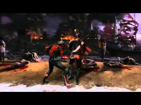 Mortal Kombat - Kenshi Trailer (PS3, Xbox 360)