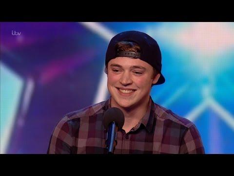 Craig Ball - Britain's Got Talent 2016