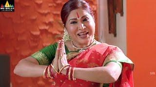 Kovai Sarala Comedy Scenes Back to Back | Volume 3 | Telugu Comedy Scenes - SRIBALAJIMOVIES