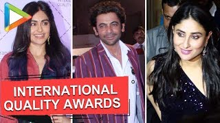 Kareena Kapoor Khan, Adah Sharma, Sunil Grover & others at International Quality Awards 2019 - HUNGAMA