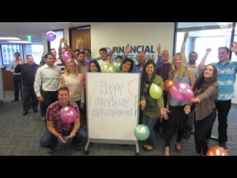 Happy Birthday Salesforce!