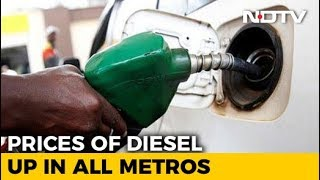 Fuel Prices Back At Pre-Cut Levels - NDTV