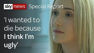 Special Report: Imperfect Me - the impact of Body Dysmorphia - SKYNEWS