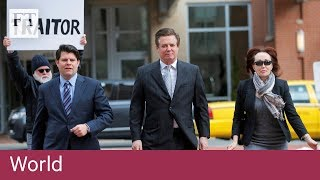 """Trump feels """"badly"""" for Paul Manafort being jailed - FINANCIALTIMESVIDEOS"""