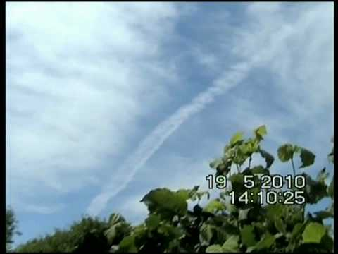 ChemTrails and ChemClouds activity over Ellada